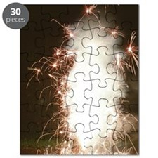 Fireworks display Puzzle