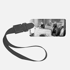 Florence Nightingale in a milita Luggage Tag