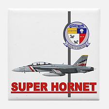 VFA-2 Bounty Hunters Tile Coaster