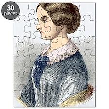 Florence Nightingale, British nurse Puzzle
