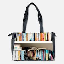 Fiction books Diaper Bag