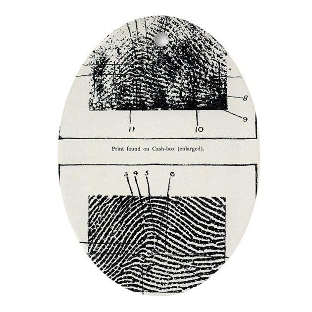 fingerprint evidence A blog post about a new zealand trial from 1920 in which fingerprint evidence was used to convict a person of a capital crime for the first time.