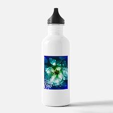 Fingerprints, computer Water Bottle