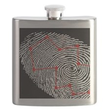 Fingerprint scanning Flask