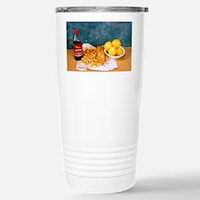 Fish and chips Travel Mug