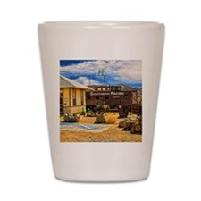 1800s Southern Pacific Shot Glass
