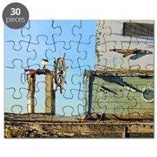 Old Boat Puzzle