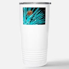 Flu viruses Travel Mug