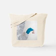 Forensic drug analysis Tote Bag