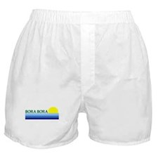 Polynesian Boxer Shorts