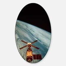 Skylab 1 space station in orbit Decal