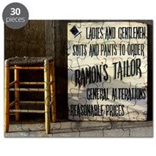 Ramons Tailor Puzzle