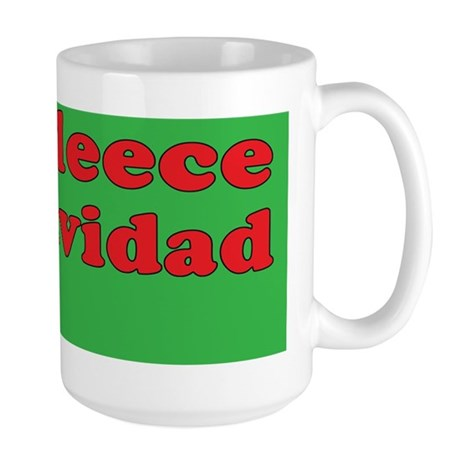 FleeceKeyhanger Large Mug