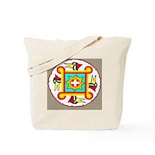 SOUTHEAST INDIAN DESIGN Tote Bag