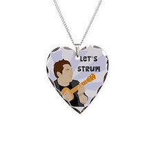 Let's Strum! Necklace