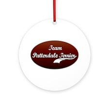 Team Patterdale Ornament (Round)
