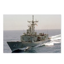 USS Thach (FFG 43) Postcards (Package of 8)