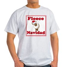 FleeceShowerCurtainRed T-Shirt