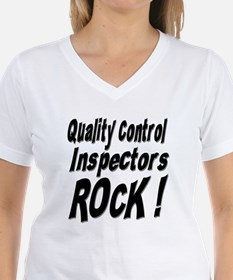 QC Inspectors Rock ! Shirt