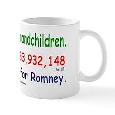 grandchildren5x2 Mug