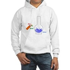 Air, Water, Fire and Earth Hoodie