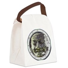 Bayon Buddha Canvas Lunch Bag