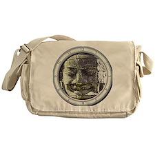 Bayon Buddha Messenger Bag