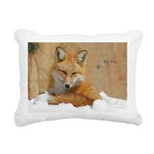 covnoyear Rectangular Canvas Pillow