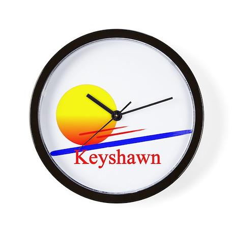 Keyshawn Wall Clock