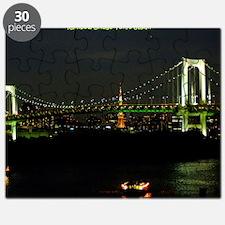 Rainbow bridge Puzzle