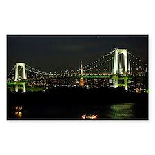 Rainbow bridge Decal