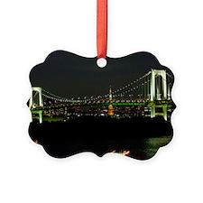 Rainbow bridge Ornament