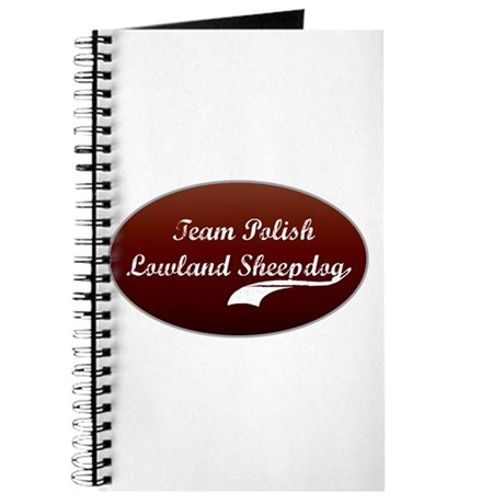 Team Sheepdog Journal