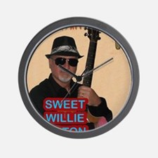 Sweet Willie Milton Poster Wall Clock