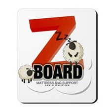 Zzz Board Mousepad