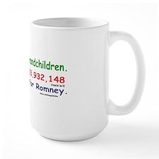 grandchildren10x3 Mug
