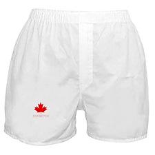 Funny Toronto ontario Boxer Shorts