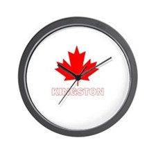 Cute Kingston ontario Wall Clock