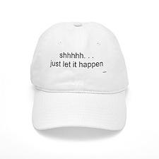 Shhh Baseball Cap