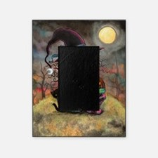 Halloween Hill Picture Frame