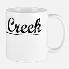 Barton Creek, Vintage Mug