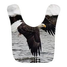 Eagle, Fish in Talons Bib