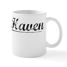 Beach Haven, Vintage Mug