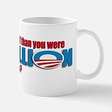 4 trillion bs Mug