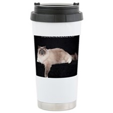 Ragdoll Wall Calendar Travel Mug