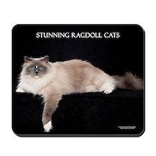 Ragdoll Wall Calendar Mousepad