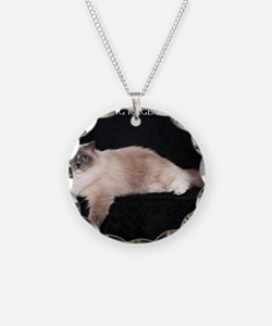 Ragdoll Wall Calendar Necklace