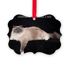 Ragdoll Wall Calendar Ornament