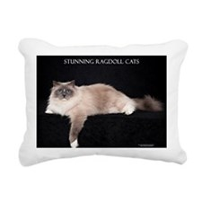 Ragdoll Wall Calendar Rectangular Canvas Pillow