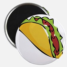 The Vadge Taco Magnet